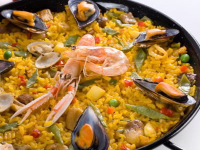 how to cook spanish paela